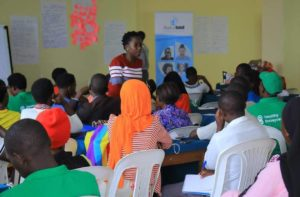 GUSO-Flexifund; Empowering young people one district at a time