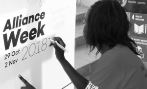The Alliance Week: 5 days of activism in Mayuge District