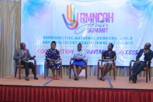 SRHR Alliance supports the RMNCAH youth summit