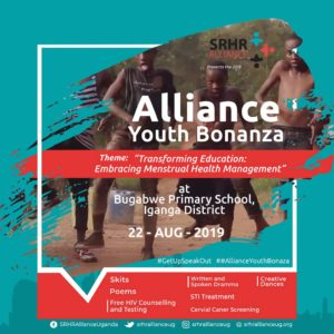 SRHR Alliance presents: The Alliance Youth Bonanza